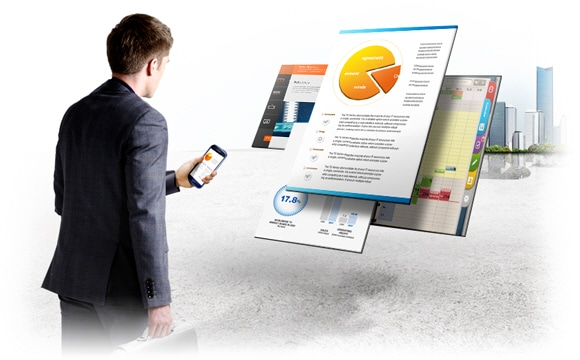 Tendências de mobilidade geo gestão empresarial