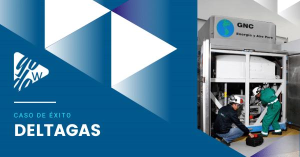 Cómo mejorar la capacidad de gestión y garantizar trazabilidad de las operaciones en campo: el caso de Deltagas
